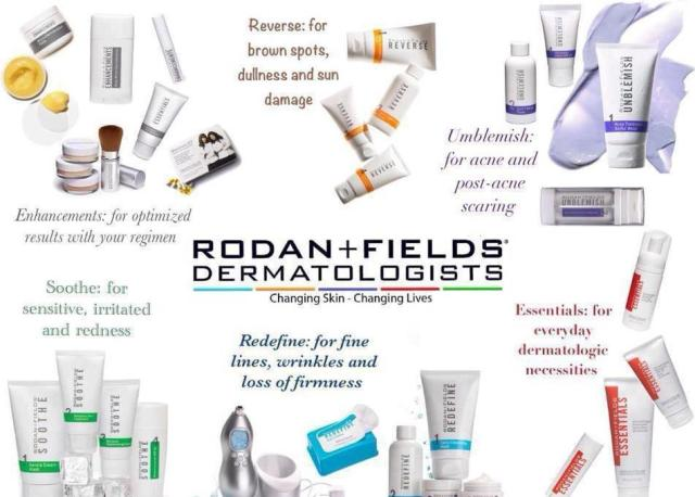 Transform your skin with Rodan & Fields Dermatologists