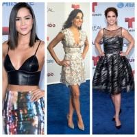 Las Mejores Vestida de Premios Tu Mundo 2014